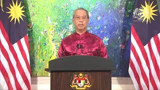 Perutusan YAB Perdana Menteri sempena Tahun Baharu Cina 2021