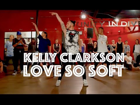 Kelly Clarkson - Love So Soft | Hamilton Evans Choreography