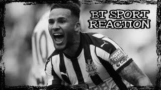 BT Sport heap praise on Jamaal Lascelles & Rafa Benitez