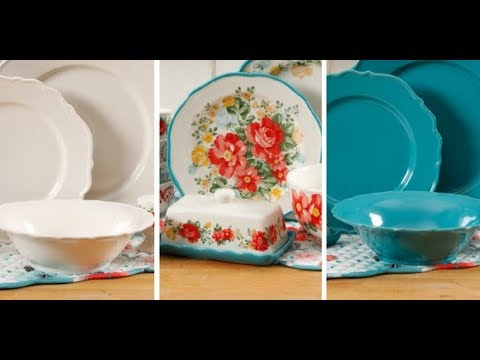 The Pioneer Woman Black Friday Dinnerware Review