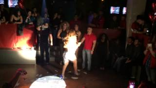 Gadfrie Arbulu, Suerte en mi - Thalia (Club Aqua -  Fuego Nights)