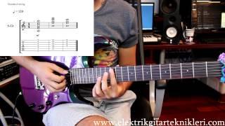 Minör 7'li Akorlar | Gitar Dersi