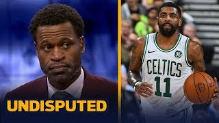 Stephen Jackson says the Celtics need their closer Kyrie Irving during playoffs | NBA | UNDISPUTED
