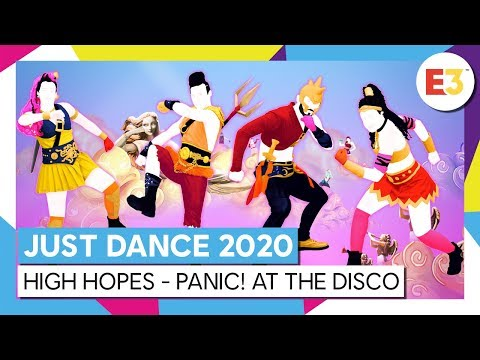 HIGH HOPES - PANIC! AT THE DISCO | JUST DANCE 2020 [OFFICIEL] HD