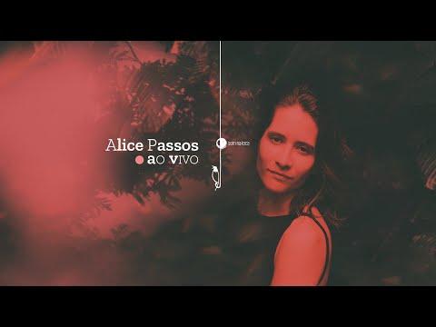 Alice Passos ao vivo