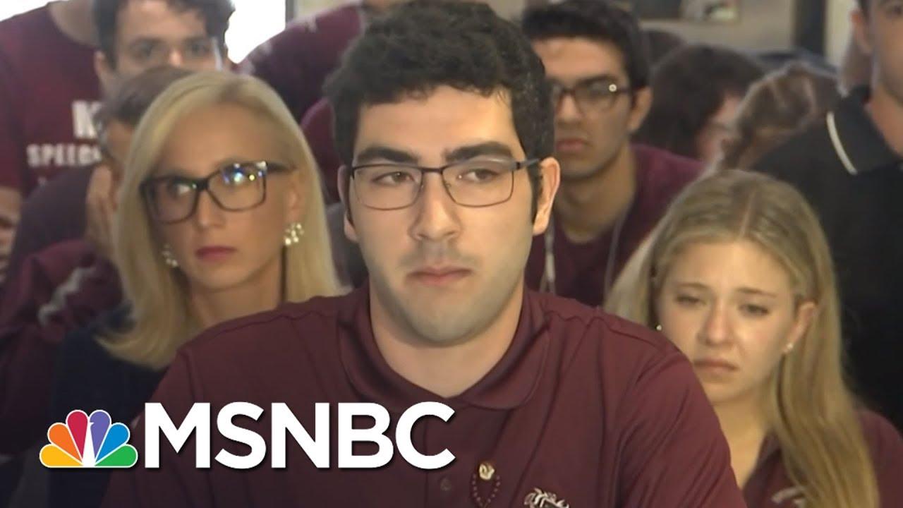 Parkland Survivors Transform The Gun Debate | All In | MSNBC thumbnail