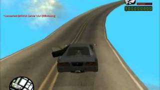 Gta San Andreas - Stunts (Road To The Tallest Building)