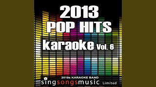 Be Grateful (In the Style of the Farm Inc.) (Karaoke Version)