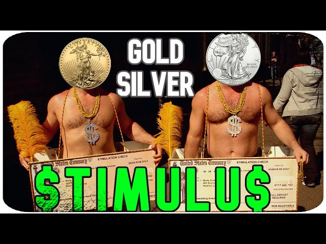 Stimulus for Silver & Gold Prices in 2021