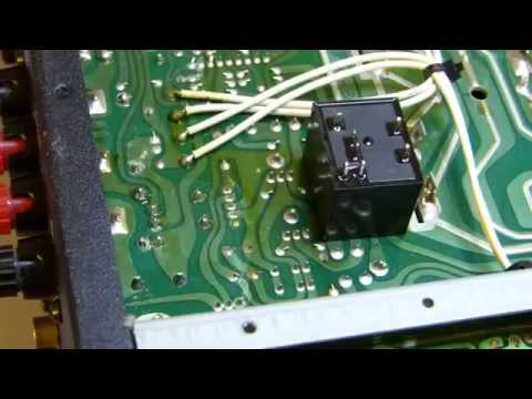 NAD 2200 Protection Relay Repair - dvatp - Video - Index Music