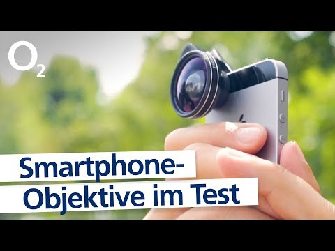 Die besten Smartphone Objektive im Test - Fotografieren wie ein Profi