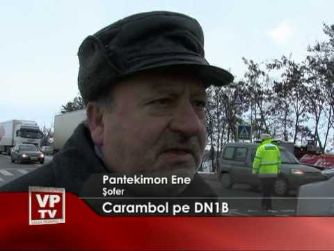 Carambol pe DN1