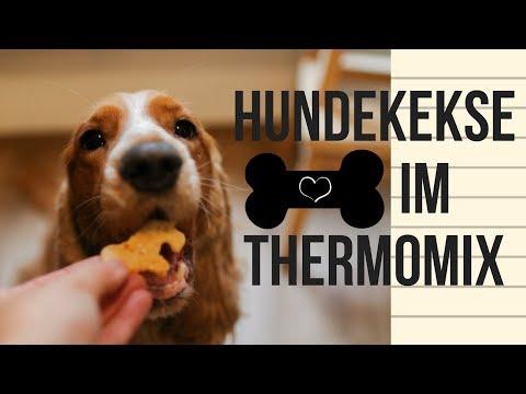 Hundekekse Grundrezept - mit und ohne Thermomix
