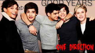 Good Years   Zayn (One Direction+Zouis)