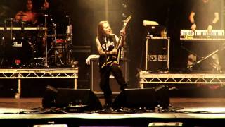 "Children Of Bodom - ""Kissing the Shadows"", Live at Bloodstock Open Air 2010"