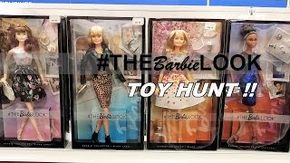 The Barbie Look Collection Black Label Toy Hunt For Barbie Collectors