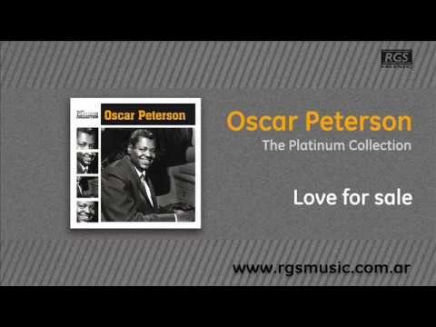 Oscar Peterson - Love for sale