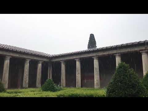 Rondleiding door een herenhuis in Pompeii