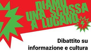 """'diretta """"Diamo una scossa a Lugano""""' episoode image"""