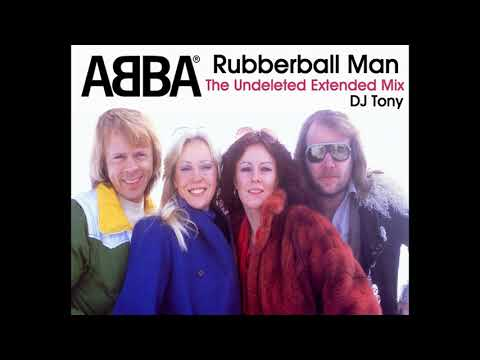 ᗅᗺᗷᗅ - Rubberball Man (The Undeleted Extended Mix - DJ Tony)