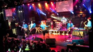 """CD Repo Man"" by Aquabats at Culture Room 2010"