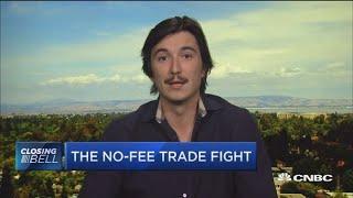 Robinhood Co-CEO on adding 250 global stocks and competing with JPMorgan