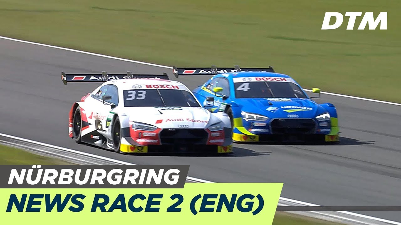 DTM at Nürburgring