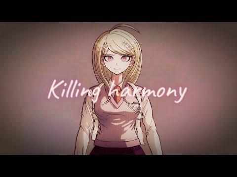 【Hatsune Miku V4x】Killing Harmony (Kaede Akamatsu fan song) 【VOCALOID Original】 +VSQX