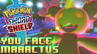 Maractus  - (Pokémon) - YOU FACE MARACTUS! Pokemon Sword and Shield Competitive Ranked VGC 2020 Doubles Wi-Fi Battle
