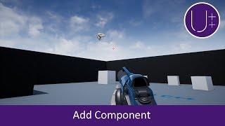 Unreal Engine 4 C++ Tutorial: Add Component