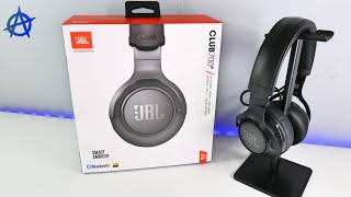 JBL CLUB 700BT Wireless Over-Ear  Headphones for £130 - Review. Do you like more bass ?