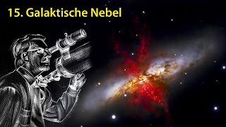 AstronomieTelevision, Folge 15 - Galaktische Nebel