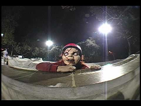 A glendale skate park halloween montage
