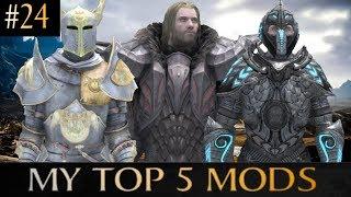 Skyrim Mod of the day: Tera Armors Collection - Самые лучшие