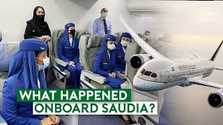 What Happened to Saudi Arabian Airlines? Big Changes Coming Soon