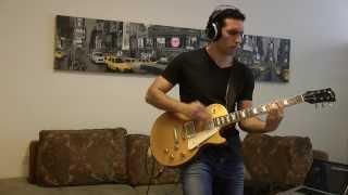 Joe Bonamassa - Spanish Boots - Guitar Cover by Lior Asher