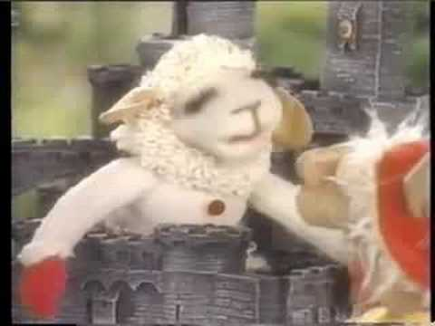 I am not saying that Shari Lewis was a puppet for American chicken farmers, but she did lobby Congress.