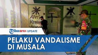 Ini Tampang Satrio, Pelaku Vandalisme di Musala dan Robek Alquran Dipastikan Tidak Gangguan Jiwa