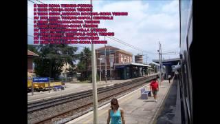 preview picture of video 'Annunci alla Stazione di Cisterna di Latina -'