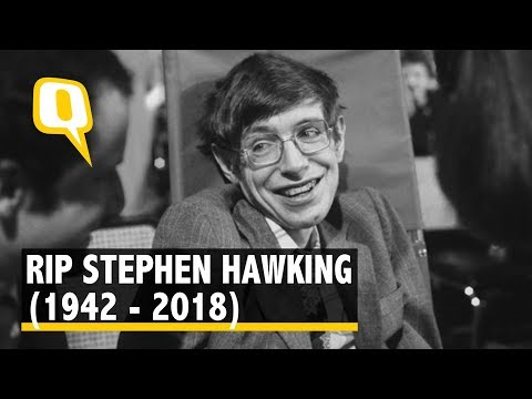 A Brief History of Stephen Hawking​'s Time on Earth