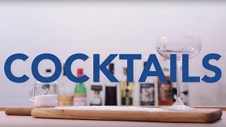 Ever wondered how to make our renowned cocktails at home