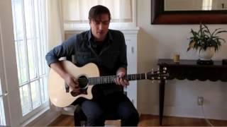 Daniel Lissing sings I'm Yours by Jason Mraz
