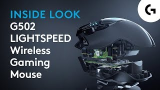 YouTube Video iHUJehpRb5Y for Product Logitech G502 LIGHTSPEED Wireless Gaming Mouse (910-005565) by Company Logitech in Industry Peripheral