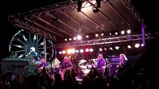 YOU COULD OF BEEN A LADY, APRIL WINE @CAMBRIDGE FALL FAIR, CAMBRIDGE ONT 2017