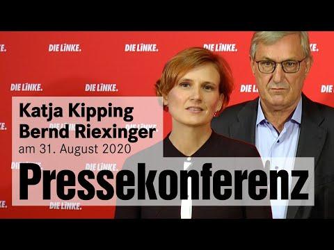Katja Kipping und Bernd Riexinger kandidieren nicht erneut für den Parteivorsitz