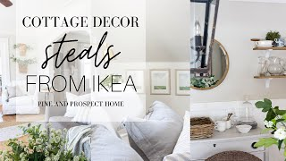 Cottage Decor Steals From IKEA!