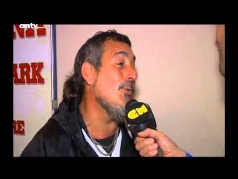 Kapanga video Entrevista al Mono - Show de la Mona en el Luna Park