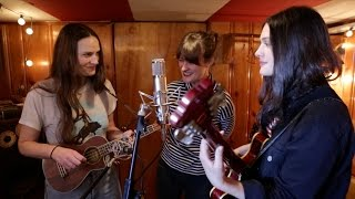 The Staves: Make It Holy | Peluso Microphone Lab Presents: Yellow Couch Sessions