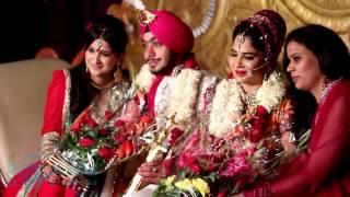 Смотреть онлайн Настоящая красивая индийская свадьба