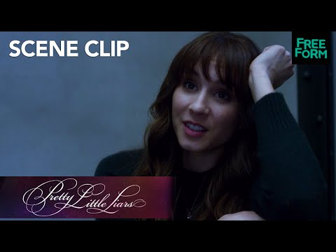 Pretty Little Liars | Series Finale: Spencer Meets Alex Drake | Freeform